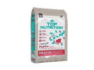 Top Nutrition Puppy Raza Medianas X 15k + 3k Gratis! Z.norte