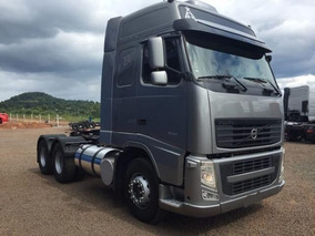 Volvo Fh 440 6x4 Ano 2011 Globetrotter