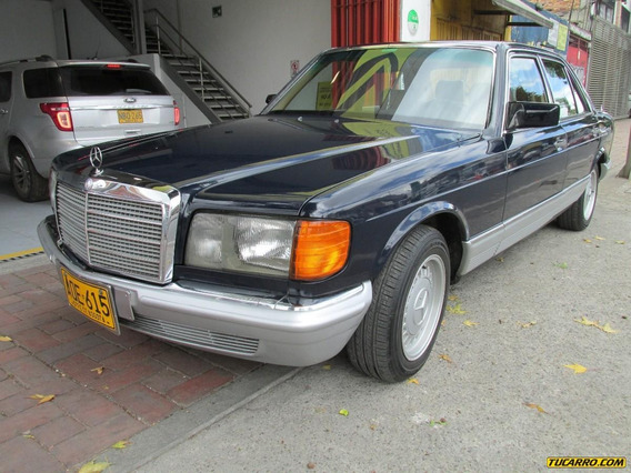 Mercedes Benz Clase S 280