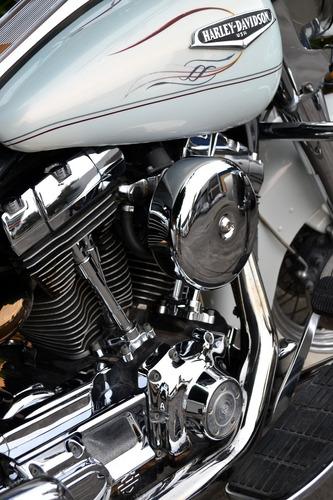 Imagen 1 de 15 de Impecable Harley Road King Classic Para Exigentes Con Extras