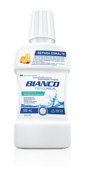Enxaguante Bucal Bianco - Pro Clinical 500ml