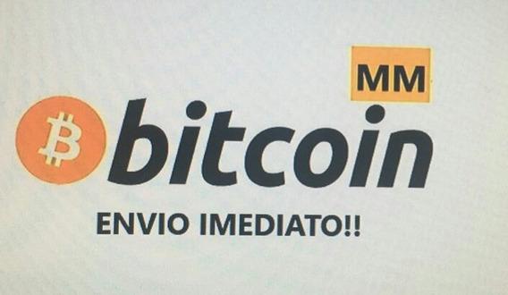 Bitcoin 0.007  Envio Imediato