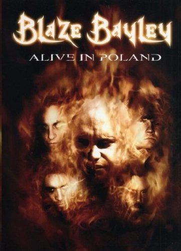 Blaze Bayley - Alive In Poland 2007 Dvd - Perfeito! Import.