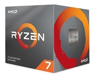Processador Amd Ryzen R7 3800x 4.5ghz Ddr4 Am4 32mb Cache