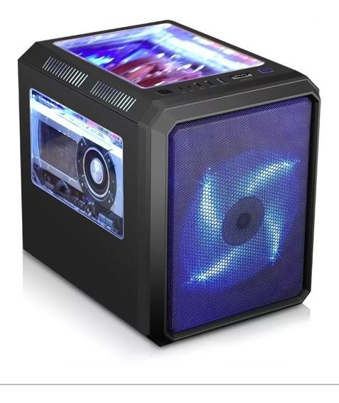 Desktop Gamer Ryzen 7 3700x+radeon Rx 5700+16gb Ram+ Brinde