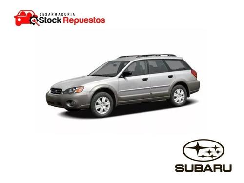 Subaru New Outback 2006 En Desarme - Stock Repuestos