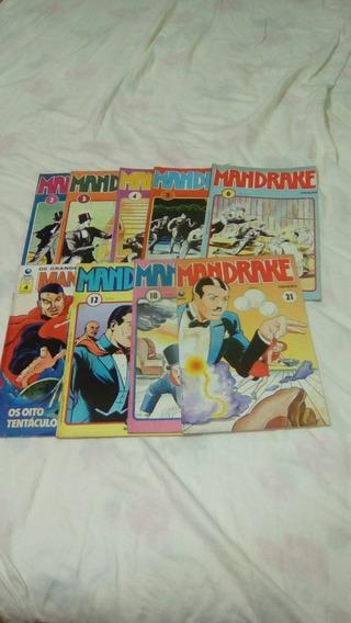 Revista Mandrake 09 Unidades Anos 90