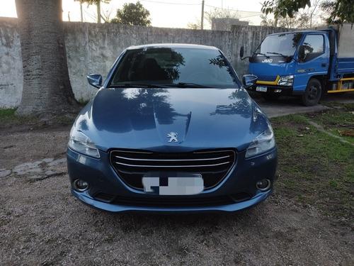 Peugeot 301 2016 1.6 Allure Plus
