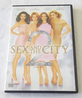 Sex And The City 2 Pelicula Dvd 2010 Warner Bros Mexico