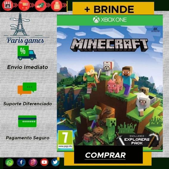 Minecraft Xbox One Mídia Digital Xbox One