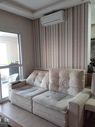 Imagem 1 de 14 de Apartamento De 77m², Centro, São Bernardo Do Campo, Sp