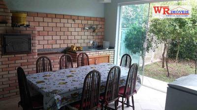 Sobrado Residencial À Venda, Parque Terra Nova Ii, São Bernardo Do Campo. - So0242