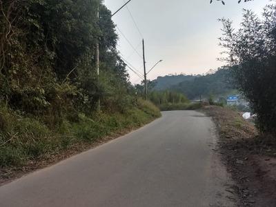 Vendo Terreno Ribeirão Pires, Pròximo Ao Centro