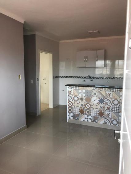 Kitnet Nova Na Vila Don Pedro Ii Contendo Um Dormitório, Sala, Cozinha - Dg1679