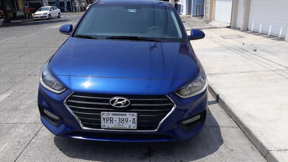 Hyundai Accent 1.6 Sedan Gl Mt 2020