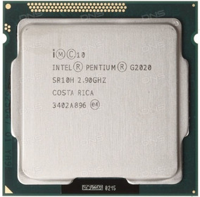 Processador Pentium G2020 2.90ghz 3mb Cache 2 Núcleos 1155