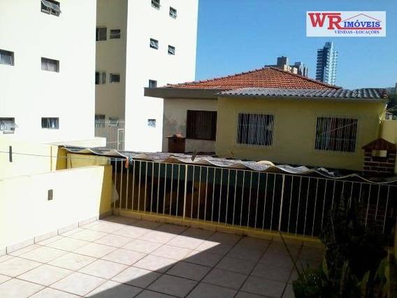 Sobrado Residencial À Venda, Baeta Neves, São Bernardo Do Campo. - So0271