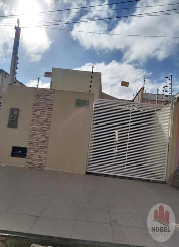 Casa  Com 2 Dormitório(s) Localizado(a) No Bairro Conceicao Em Feira De Santana / Feira De Santana  - 5838