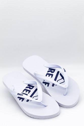 Chinelo Reef Switch Foot Basic Branco