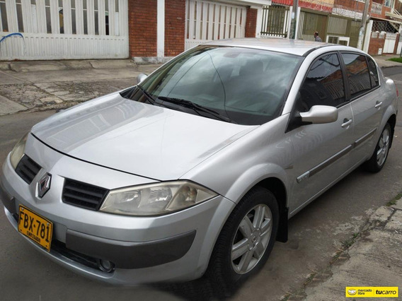 Renault Mégane Ii 2.0 At
