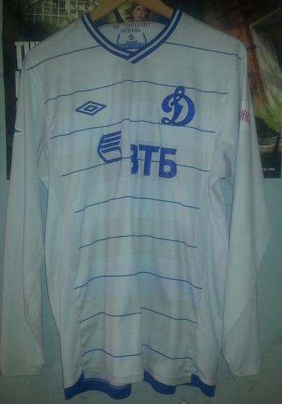 Camiseta Del Dynamo De Moscu #6 Utileria Permuto