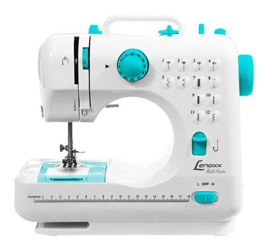 Máquina De Costura Multi Points Lenoxx