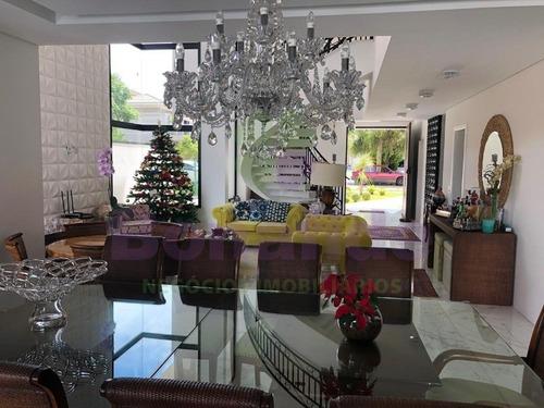 Casa A Venda No Condomínio Reserva Da Serra Em Jundiaí - Ca10108 - 68753367