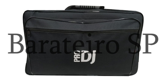 Bag Case Controladora Ddj Rb/ Ddj 400 Pioneer Dj Acolchoada