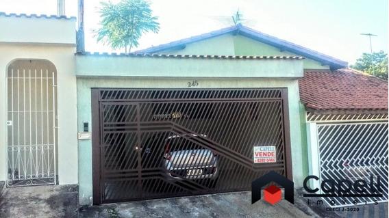 Casa Térrea 2 Drs Com Suíte No Alves Dias -sbc-sp - 1524