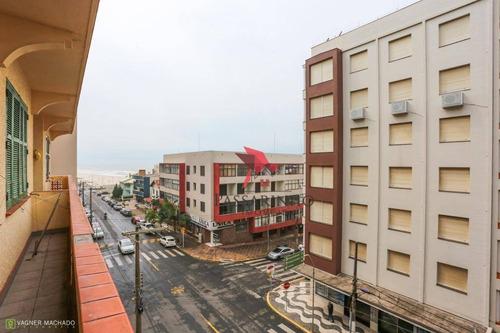 Apartamento Com 1 Dormitório À Venda, 60 M² Por R$ 270.000,00 - Prainha - Torres/rs - Ap1167