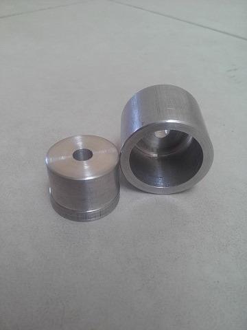 Dado Termofusor 100% Aluminio 3/4 Pulgada (25mm)