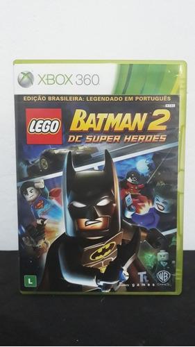 Lego Batman 2 Xbox 360 Original.