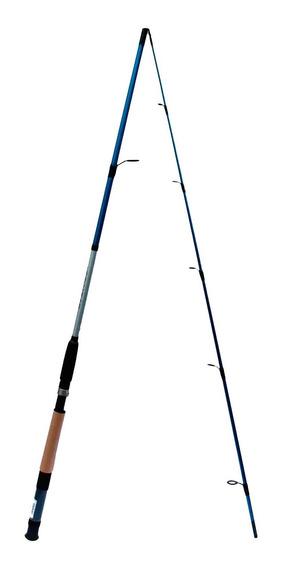 Caña De Pescar Shimano Cruzar 2602 1.80mts 2 Tramos Rotativo