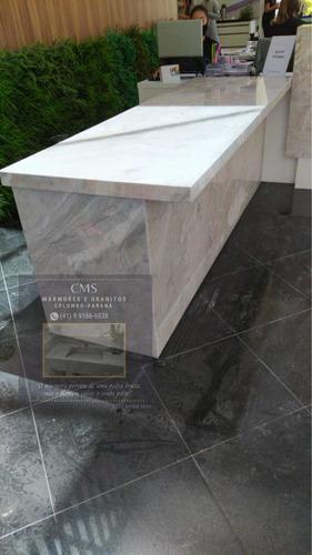 Imagem 1 de 5 de Cms Mármores E Granitos.