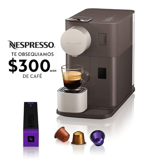 Cafetera Nespresso Lattissima One Mocha O Blanca Capuchino Eco Friendly