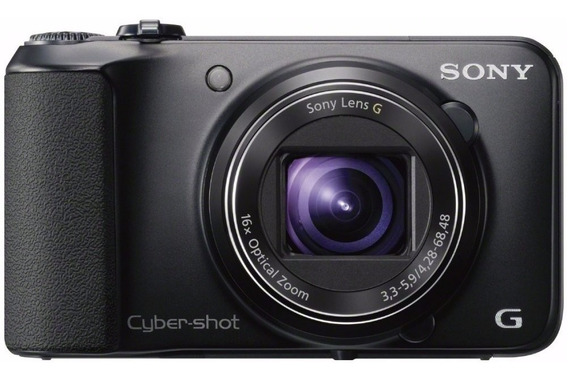 Camara Sony Dsc-h90 16,1 Mp Zoom 16xopt 32 X Dig