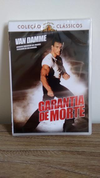 Garantia De Morte - Van Damme - Dvd Original Lacrado