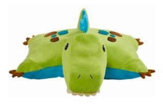 Almohada De Dinosaurio ( Pillow Pet)
