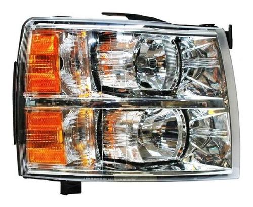 Faro Chevrolet Cheyenne 2007-2008-2009-2010-2011-2012-2013