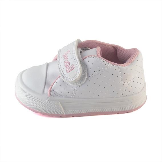 Zapatilla Bebe Abrojo Ecocuero Small Shoes 2 Variantes