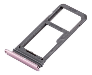 Samsung Galaxy S8 Bandeja Rosa Charola Porta Sim Memoria Sd