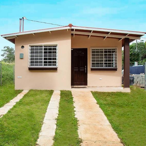 Casas Nuevas Entrega Inmediata En El Espino De La Chorrera-c