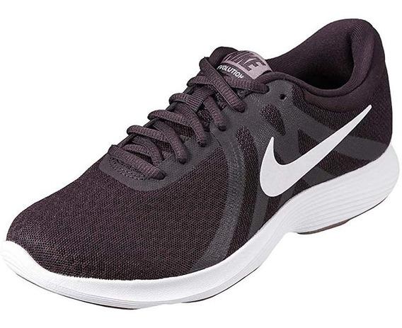 Zapatillas Nike Revolution 4 Mujer Running Nuevas 908999-606