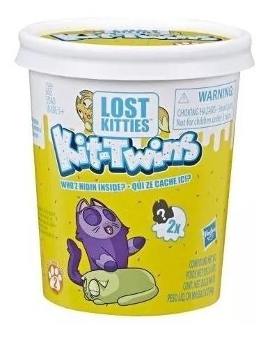 Twin Kit Lost Kitties Marca Hasbro