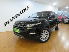 Land Rover Range Rover Evoque 2.0 Pure Tech 4wd Aut Blind