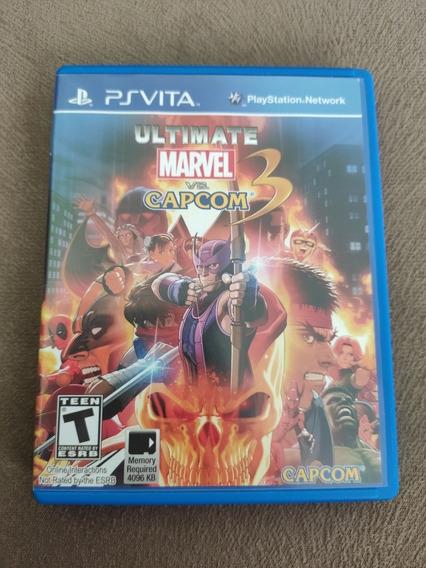 Ultimate Marvel Vs Capcom 3 Ps Vita