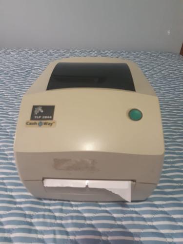 Imagem 1 de 1 de Impressora Termica Zebra Tlp 2844