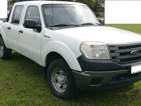 Ford Ranger Xl Plus 4x4 2012 Dc
