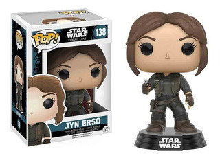 Funko Pop Star Wars Rogue One Jyn Erso 138