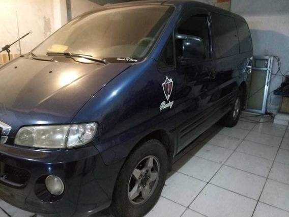 Hyundai H1 2002 2.5 Hsv 4p
